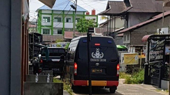 Tingkatkan Kemampuan, Tiga Terduga Teroris Yang Diamankan Latihan Teror di Tempat Tersembunyi