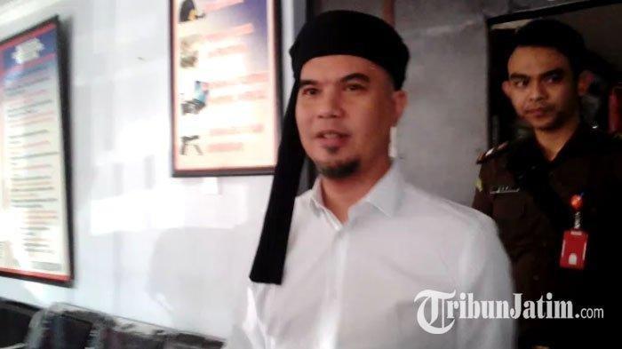 Detik-detik Ahmad Dhani Bebas Penjara, Mantap Berpolitik hingga Rindukan Manggung Bareng Dewa 19
