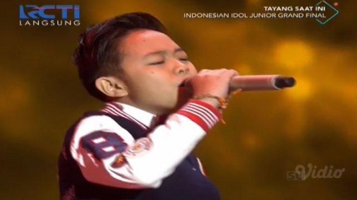 Anneth Juara Indonesian Idol Junior RCTI 2018, Deven Bikin Rossa Menangis