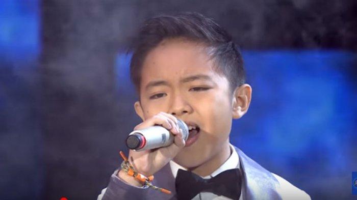 Deven Trending Youtube, Never Enough Bikin Rossa Nangis di Grand Final Indonesian Idol Junior