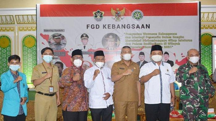 Dema IAIN Pontianak Sukses Gelar FGD Kebangsaan