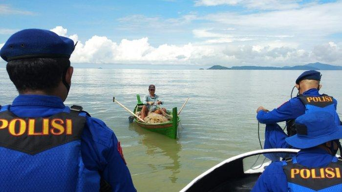 Gelar Patroli Perairan, Satpolair Bengkayang Beri Rasa Aman Pada Nelayan