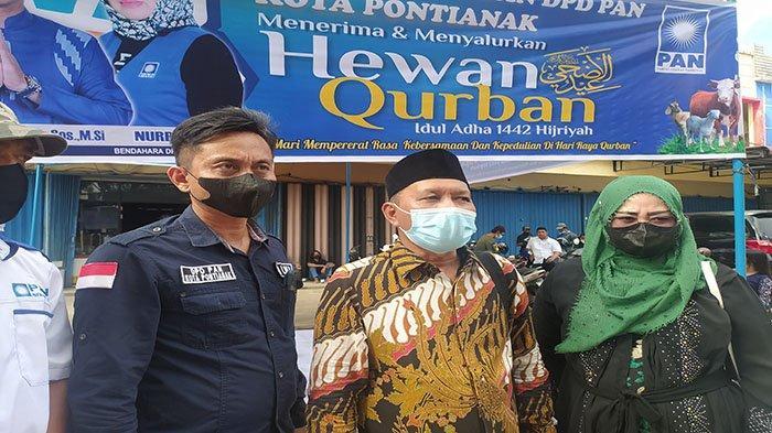 PAN Kota Pontianak Salurkan Ratusan Kantong Daging Kurban ke Enam Kecamatan