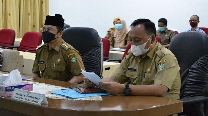 Momen Hardiknas, Wagub Kalbar Harapkan Ada Kontribusi Pendidikan dalam Peningkatakan IPM Kalbar