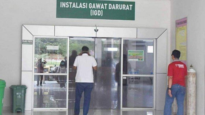 Tutup Sementara Lantaran Belasan Nakes Positif COVID, IGD RS M Djoen Sintang Mulai Berikan Layanan