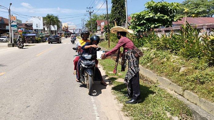 Flobamora Kabupaten Landak Galang Dana untuk Korban Bencana Alam di NTT