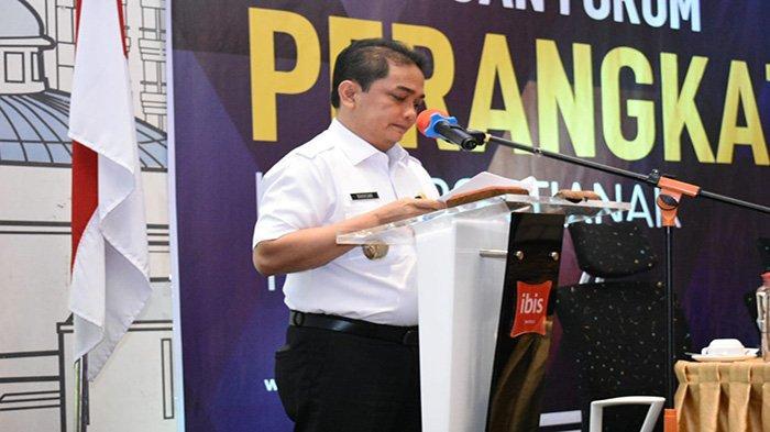 RKPD Kota Pontianak 2022 Fokus pada Kegiatan Pemulihan Ekonomi
