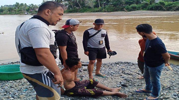 UPDATE Terduga Pelaku Pemerkosa Terhadap Ibu Rumah Tangga di Melawi Berhasil Ditangkap Polisi