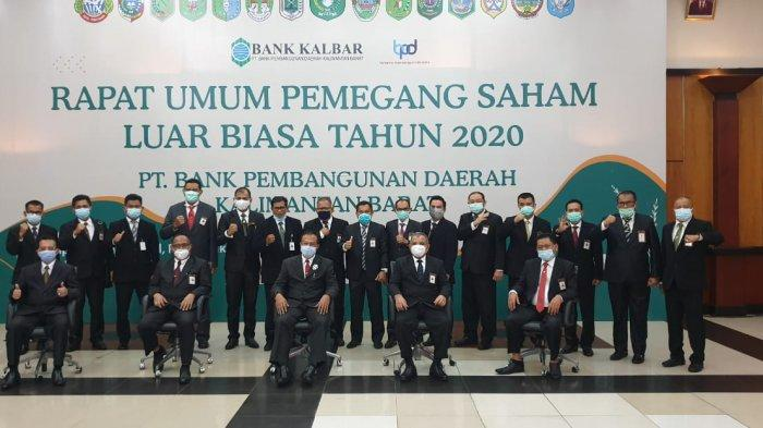 Mantan Kapolda Kalbar Didi Haryono Jabat Komisaris Bank Kalbar