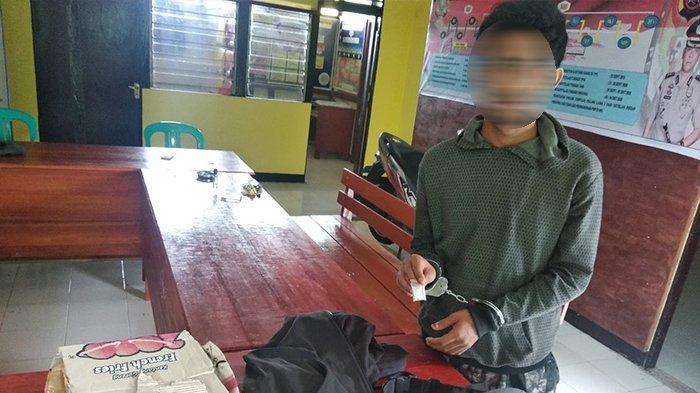 Pemuda Kapuas Hulu Ditangkap Polisi, Sebulan Polsek Jongkong Ungkap Dua Kasus Narkoba