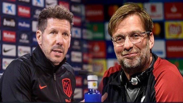 Liverpool Bahaya - Pelatih Atletico Diego Simeone Ancam Lukai Pemain The Reds, LIVE Liga Champion