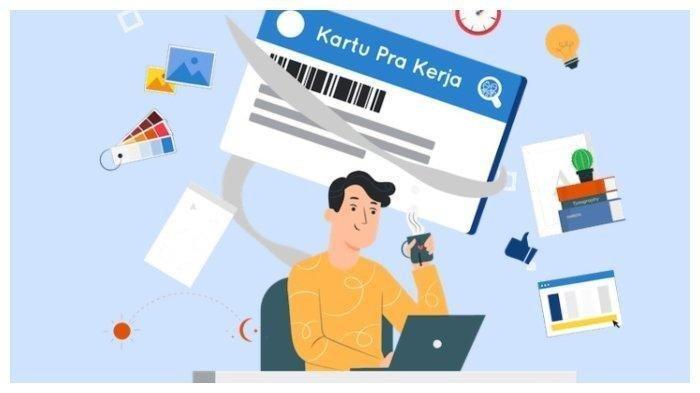 Cara Mendaftar Kartu Pra Kerja Gelombang 4, Ini Alur Pendaftaran Kartu Prakerja di Prakerja.go.id