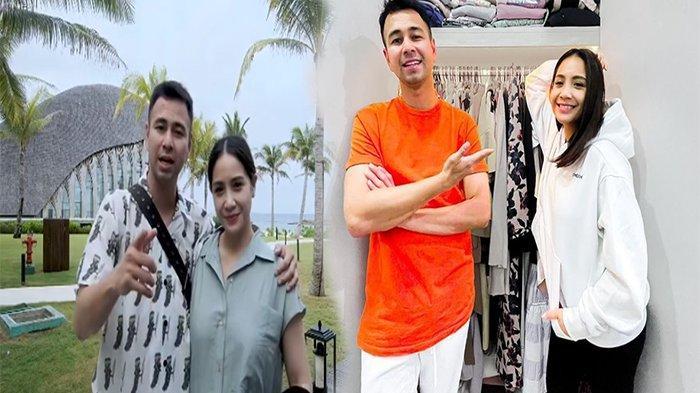 DIMAS Bikin Panik Raffi Ahmad dan Nagita Slavina, Raffi Langsung Cek Rumah Barunya
