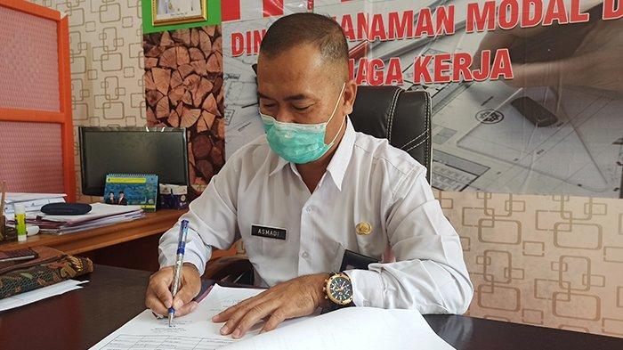 Kepala Dinas PMTK Singkawang Imbau Perusahaan Jalankan Protokol Kesehatan