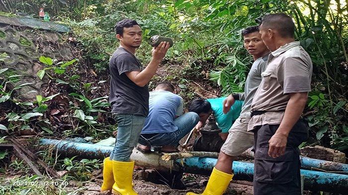 UPT Air Bersih Kayong Utara Akui Belum Dapat Salurkan Bantuan Air Bersih