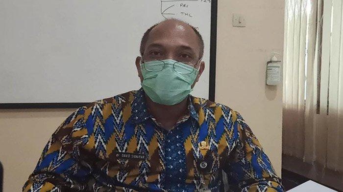 RSUD dr Rubini Mempawah Dapat Tambahan 110 Tabung Oksigen, David: Per Harinya Harus Berburu Oksigen