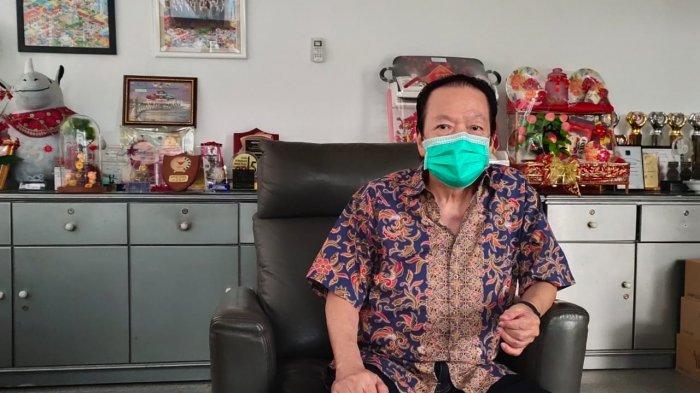 Dirut Anzon Toyota Drs LT Susanto.