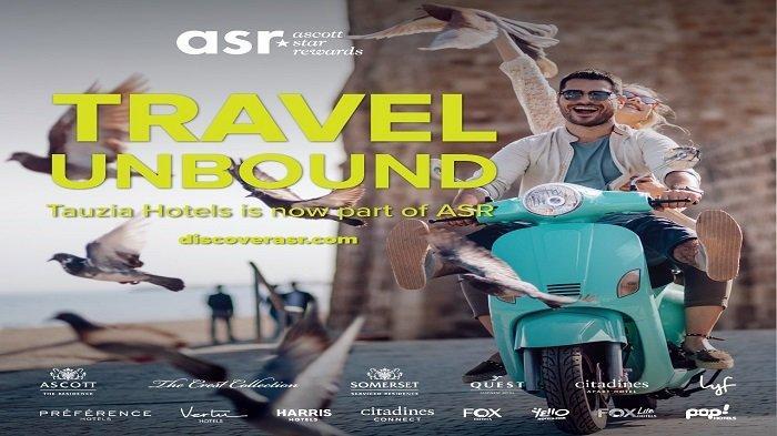 TAUZIA Hotels Meluncurkan Intergrasi Loyalty Program dan Website Terbaru Discover.com