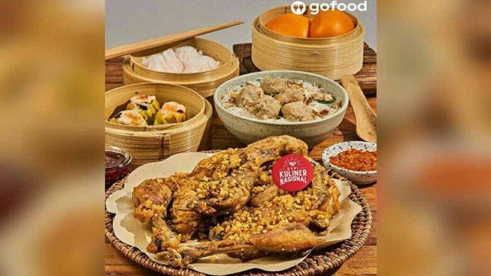 Diskon Makanan Hingga 70 Persen Di Promo Hari Kuliner Nasional Gofood Berlaku 1 April 5 Mei 2020 Halaman All Tribun Pontianak