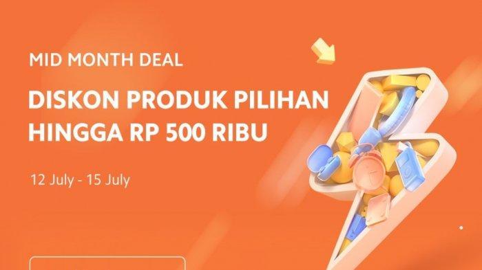 DISKON Xiaomi Mid Month Deal, Poco X3 NFC Potong Harga Hingga Rp 350 Ribu ! Cek Promo Lainnya