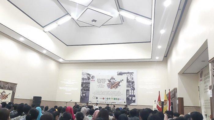 Diskusi Musikal Anti Korupsi Bung Hatta Kalimantan Tour 2019, Ini Yang Dibahas