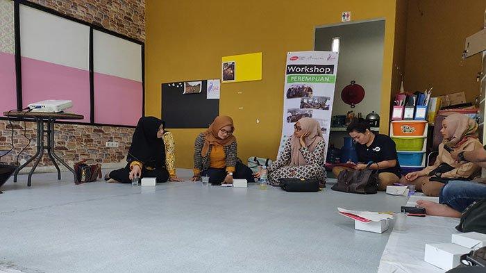 JPK Adakan Diskusi Terkait Kiprah Perempuan di Panggung Politik