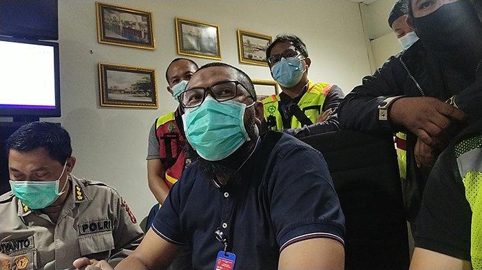 Distrik Manager Sriwijaya Air Grub Pontianak, Faisal Rahman.