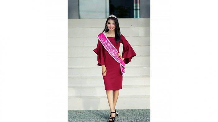 Wakili Kalbar di Ajang Putri Remaja Indonesia 2019, Dita Octari Raih Kategori Best Presentasi