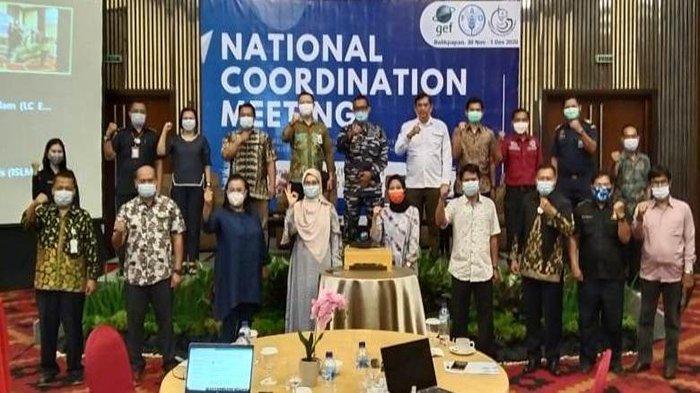 Ditjen PSDKP-KKP Gelar Rakor Dorong Sinergi Pusat dan Daerah Tingkatkan Pengawasan Perikanan