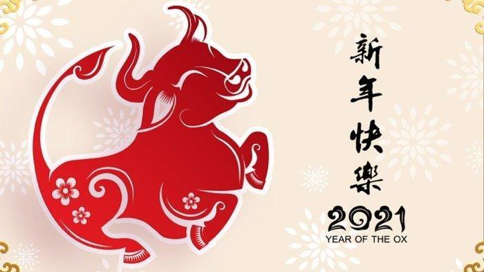 Doa Imlek dan Ucapan Selamat Tahun Baru Imlek 2021 Tentang Harapan Baik di Tahun Kerbau Logam