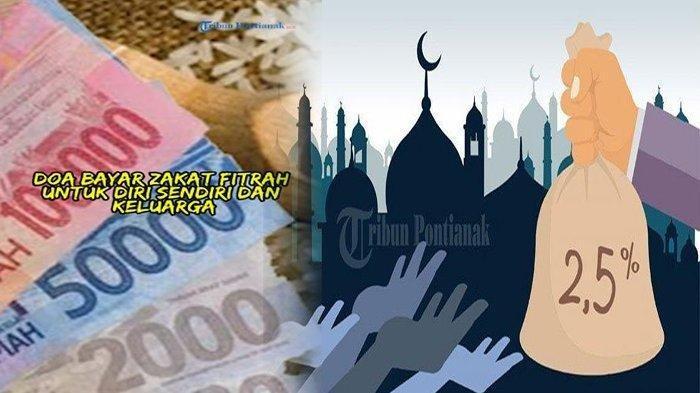 Doa Membayar Zakat Fitrah untuk Diri Sendiri dan Keluarga & Doa Zakat Fitrah untuk Adik Perempuan