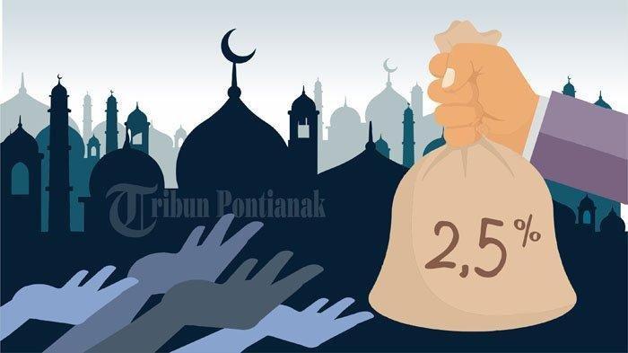 Doa Menerima Zakat Fitrah dan Doa Membayar Zakat Fitrah untuk Sendiri dan Keluarga serta Jumlahnya