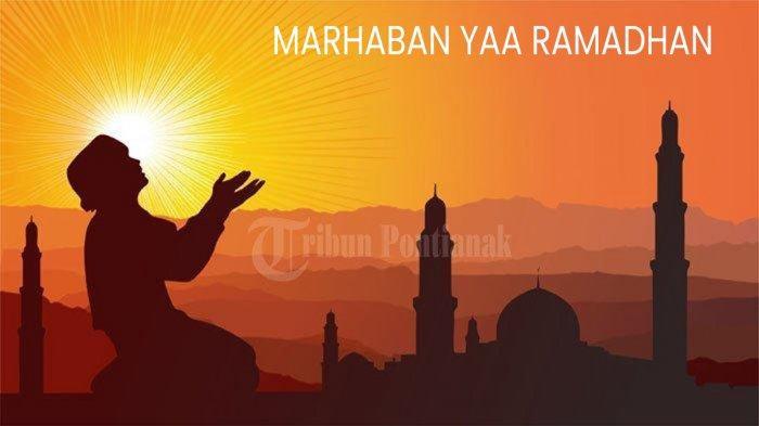 Doa Sambut Bulan Ramadan April 2021 Lengkap Bacaan Zikir Ketika Lihat Hilal dan Keistimewaan Ramadan