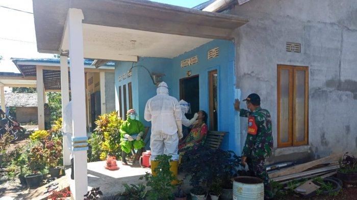 Dua Warga Terpapar Covid-19, Satgas Lakukan Tracing di Desa Salatiga dan Desa Seradi