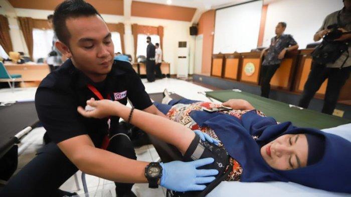 PMI Kota Pontianak Butuh 2500 Kantong Darah dalam Sebulan