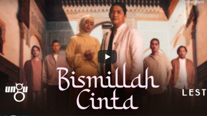 BISMILLAH CINTA Baru Rilis, Single Religi Ungu dan Lesti Kejora Langsung Trending YouTube