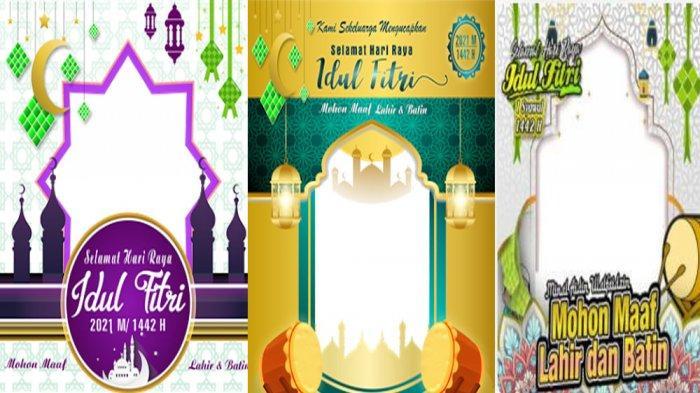 DOWNLOAD LINK GRATIS Twibbon Hari Raya Idul Fitri 2021, Edit Foto Twibbonize Lebaran Idul Fitri
