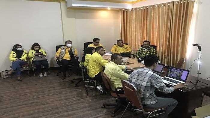 Golkar Kalbar Gelar Vaksinasi Serentak dengan Sasaran 10 Ribu Masyarakat Kalimantan Barat
