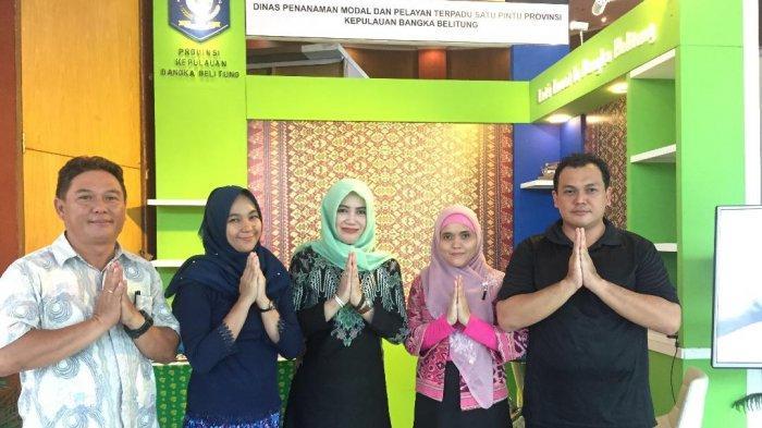 DPMPTSP Provinsi Bangka Belitung Kenalkan Pontensi Unggulan Daerah