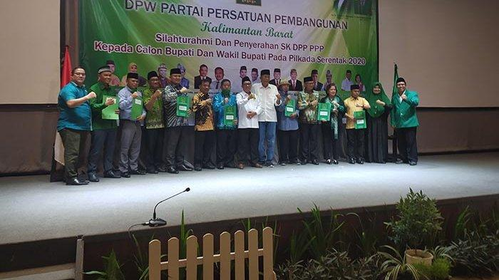 PPP Kalbar Ancam PAW Anggota Dewan Tak Patuhi Keputusan Partai