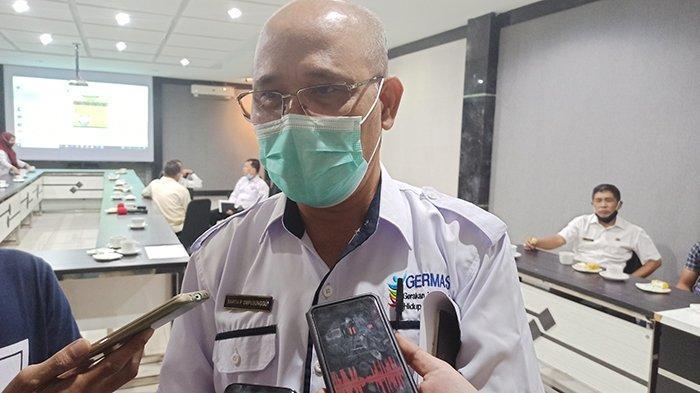739 Orang Terkonfirmasi Positif Covid-19 di Kota Singkawang, 35 Dirawat di RSUD Abdul Aziz