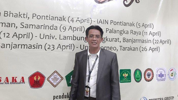 Berikut Profil Singkat Rektor UPB,Purwanto