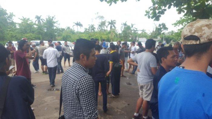 Ratusan Driver Go Car dan Go Ride Pontianak Meradang Gara-gara Kebijakan PT Gojek Indonesia