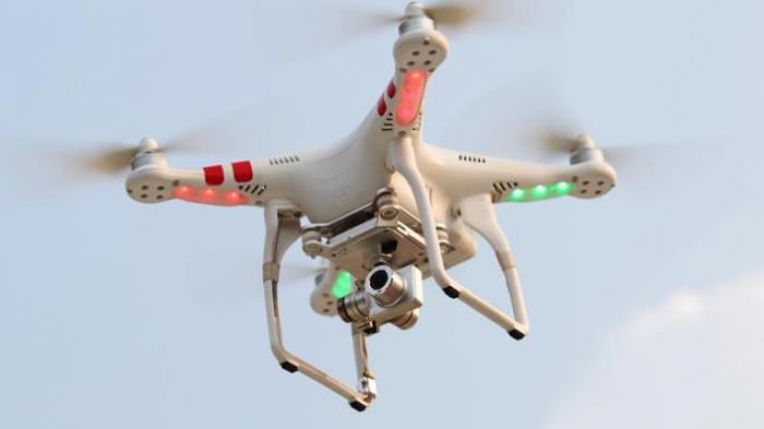 Drone Swandiri Institute Raih Penghargaan di Singapura