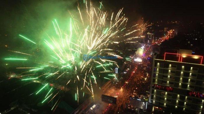 FOTO DRONE: Pesta Kembang Api Sambut Imlek di Kota Pontianak - drone-tikus-logam.jpg