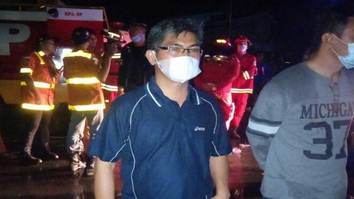 Disdukcapil Akan Bantu Data Dokumen Kependudukan Korban Kebakaran Ruko di Dekat Terminal Mempawah