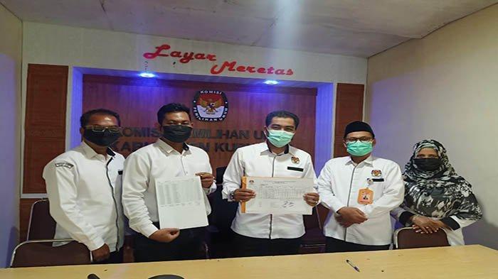 KPU Kubu Raya Mutakhiran Daftar Pemilih Periode Juli 2021