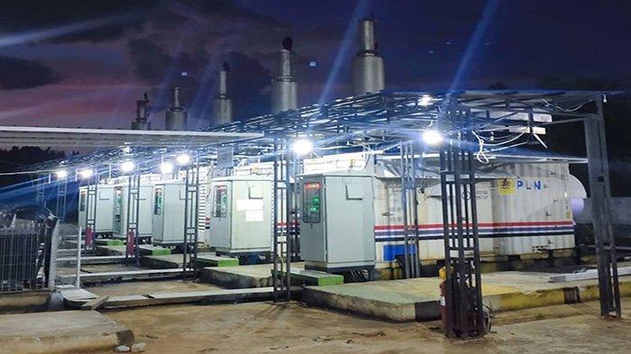Tambah Daya, PLN Relokasi Tiga Mesin ke PLTD Ketapang - Sukadana