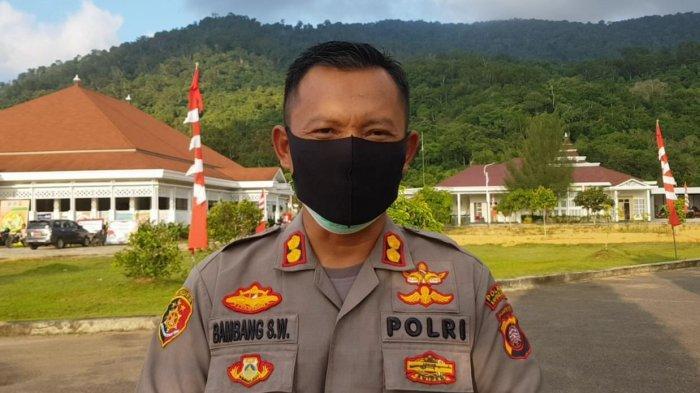Kapolres Kayong Utara Harap Tribun Pontianak Makin Profesional Dalam Pemberitaan