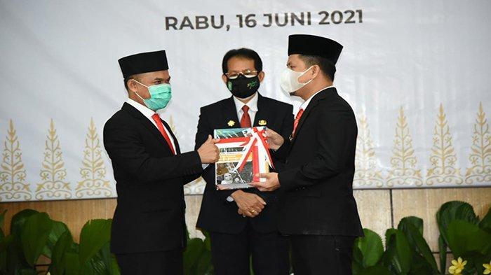 Setelah Sertijab Bupati dan Wakil Bupati Sambas, Pemprov Kalbar Minta Satono-Rofi Langsung Kerja
